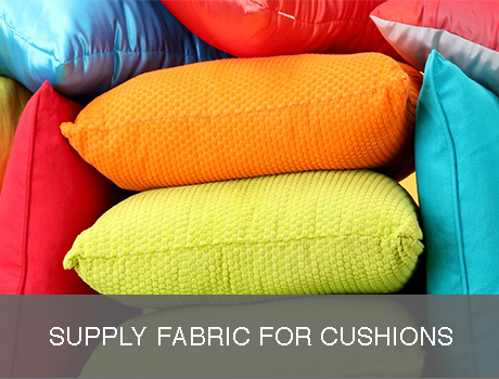 Supply Own Fabric Cushions