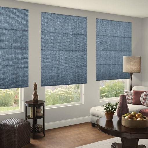 blackout blinds matrix bluesteel