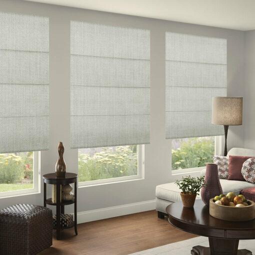 blackout blinds matrix fog