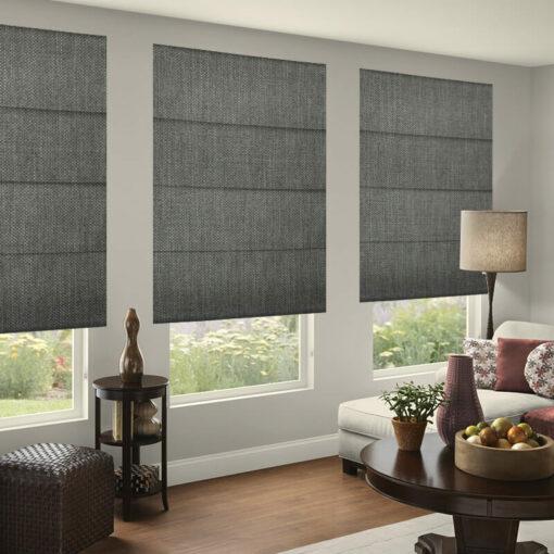blackout blinds matrix gunmetal