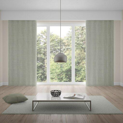 blackout curtains matrix fog