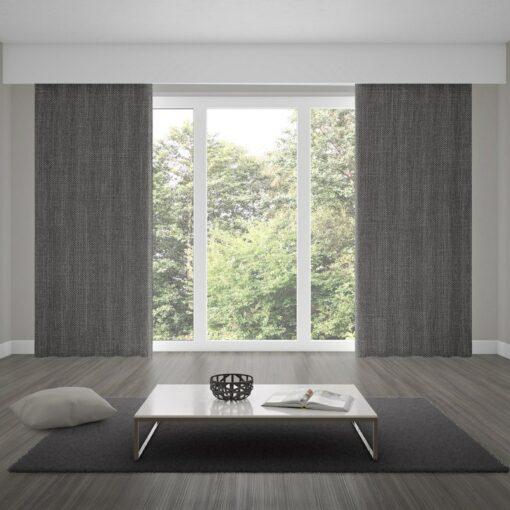 blackout curtains matrix iron