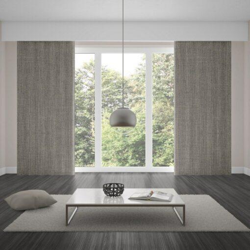 blackout curtains matrix mist