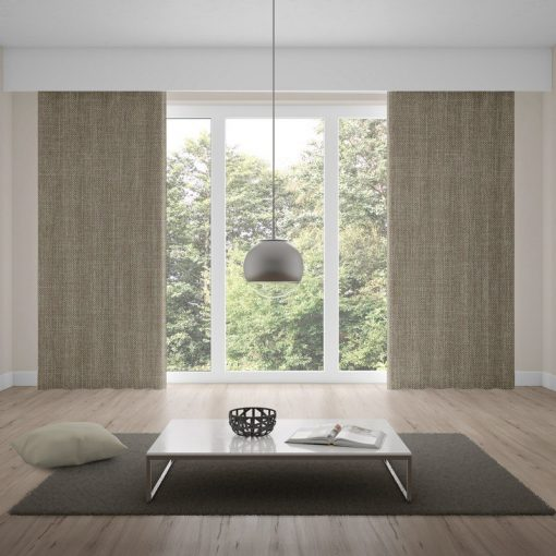 blackout curtains matrix oatmeal