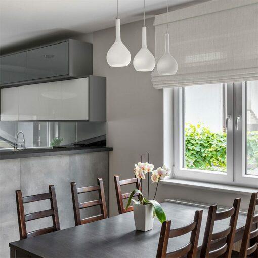 dining room roman blinds bonny vapour