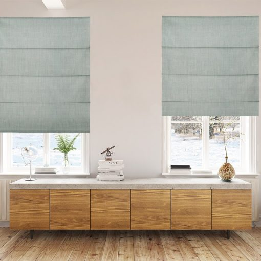 living room roman blinds bonny spray