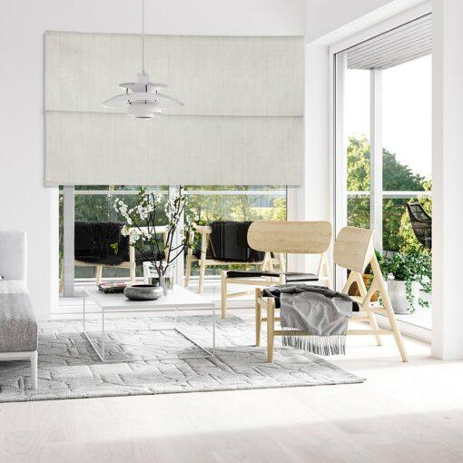 lounge roman blinds bonny vapour