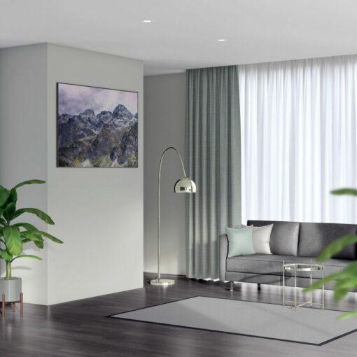 luxury lounge curtains bonny spray