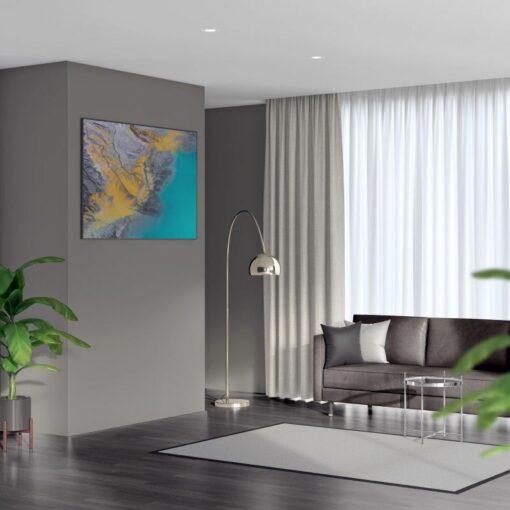 luxury lounge curtains bonny vapour
