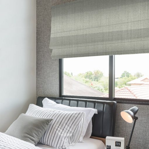 Matrix Fog Roman Shades Exquisite Ready Made Blinds