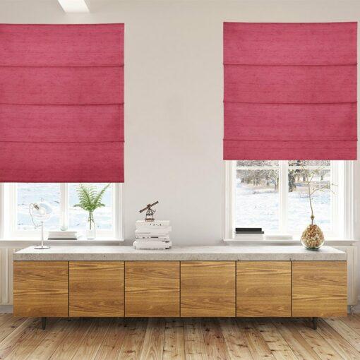roman blinds luxe calypso