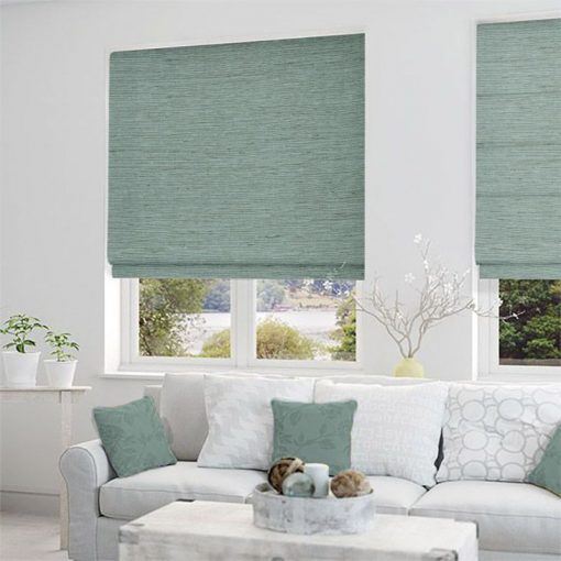 roman blinds nz delta azure