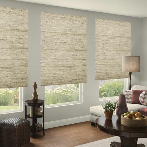 roman blinds online delta sand