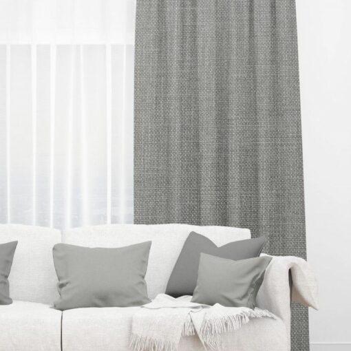 thermal curtains matrix iron