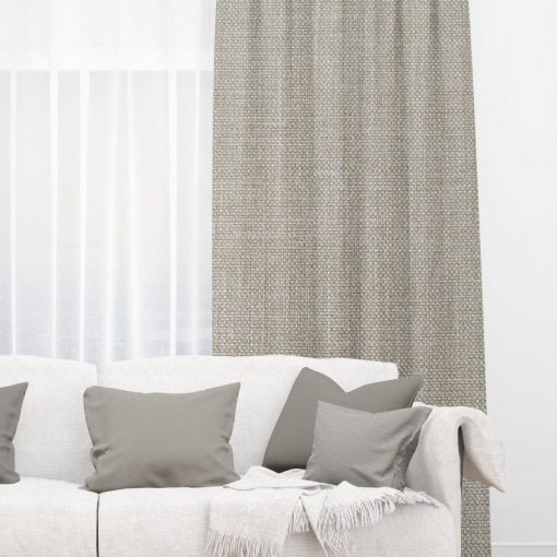 thermal curtains matrix oatmeal