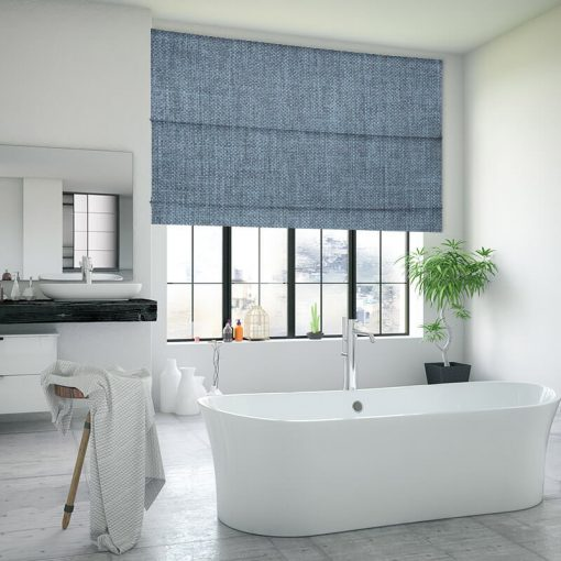 window treatments blinds matrix bluesteel
