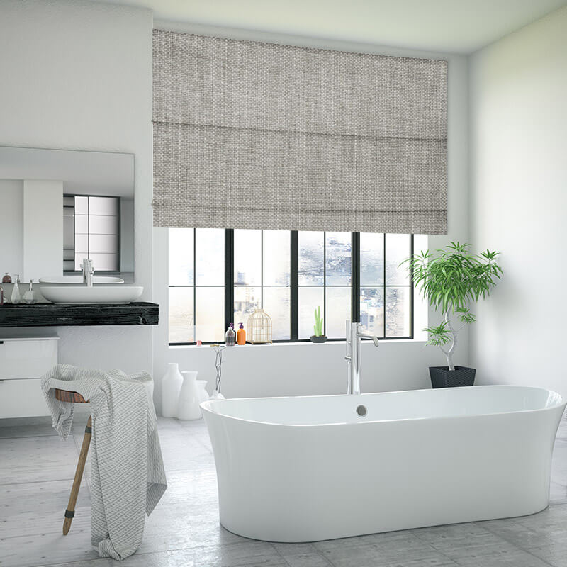 Matrix Mist Roman Blinds Beautiful Roman Blinds Online