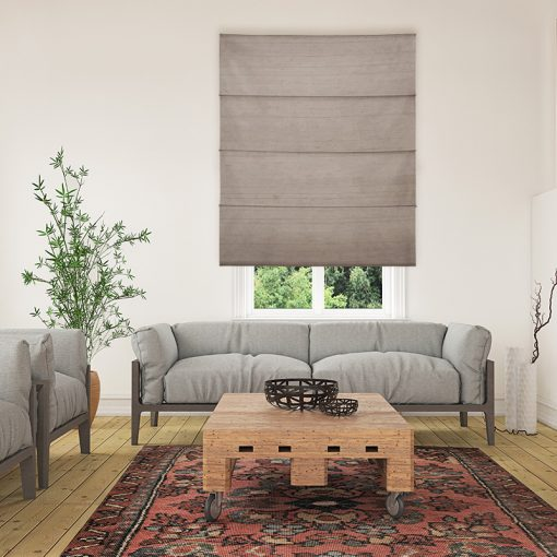 blackout blinds luxe bronze