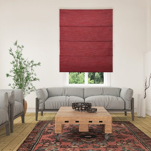 blackout blinds silk road cherry