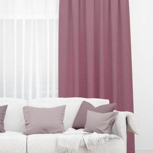 blackout curtains zing plum