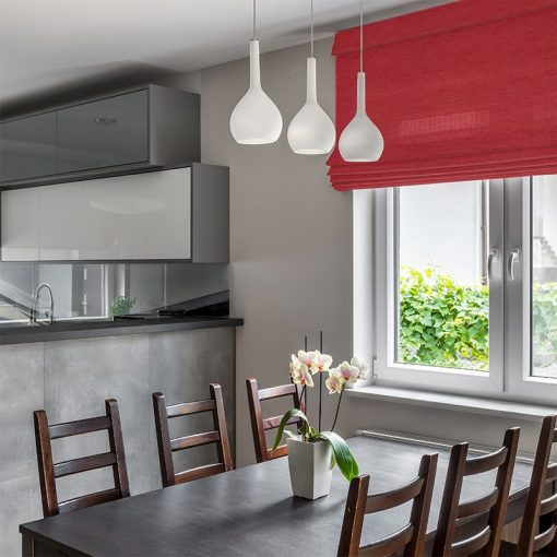 blinds luxe strawberry
