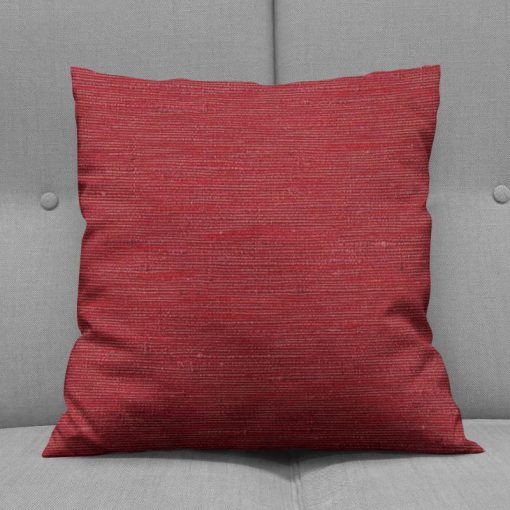 cushion covers silk road cherry