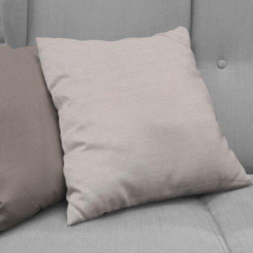cushions luxe ecru
