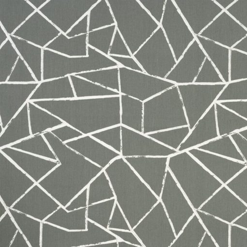 fabrics online nz polygon grey
