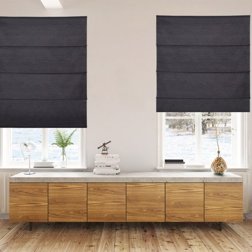 roman blinds luxe limo