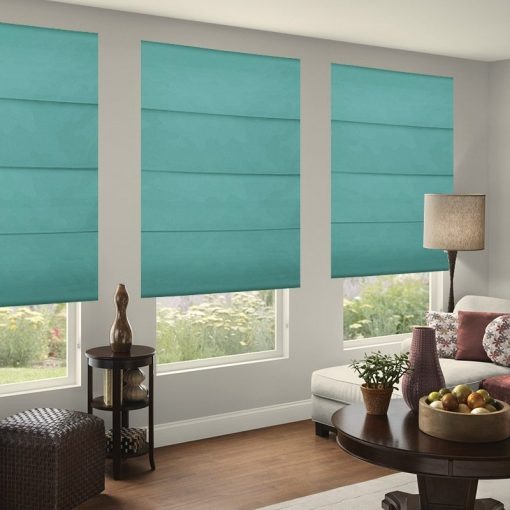 Zing Scuba Roman Shades Exquisite Ready Made Blinds