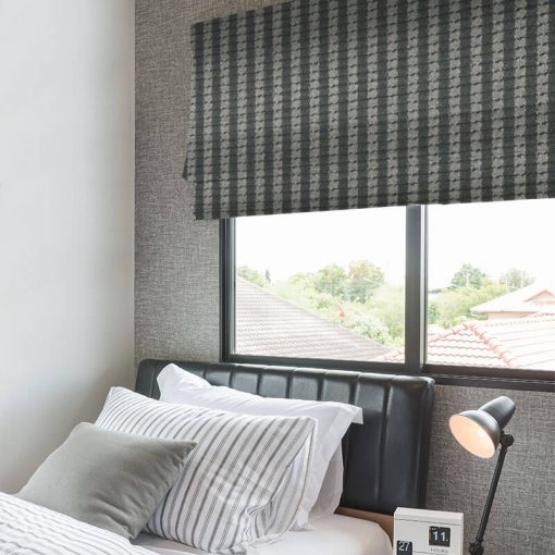 roman blinds trace glade