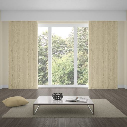 thermal curtains lourdes ivory