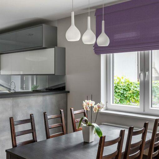 window treatments zing grape