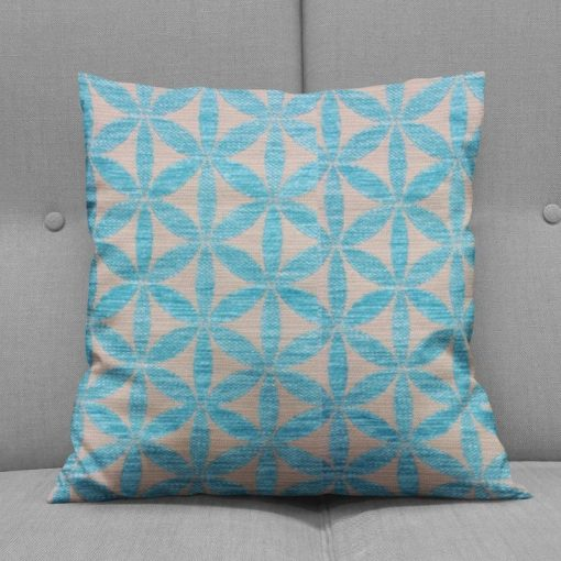 cushion covers tapa aqua