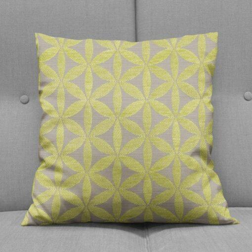 cushion covers tapa lime