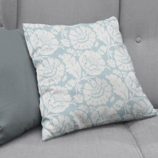 cushions chelsea powder blue