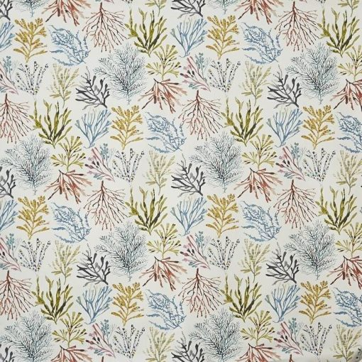 fabrics online nz coral tropical