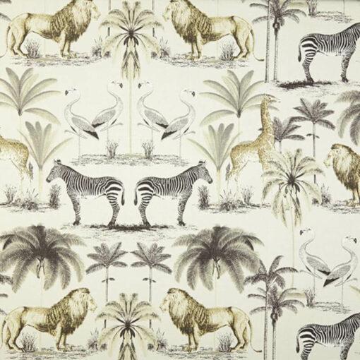 fabrics online nz zoology savanna