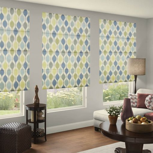 ready made blinds verve bluebell