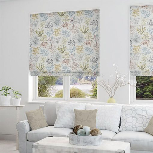 rods and blinds coral tropical