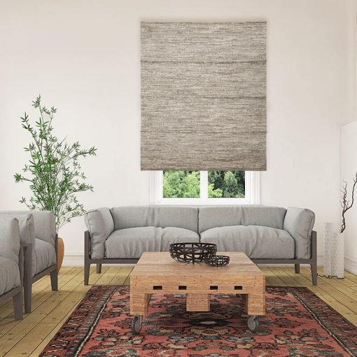roman blinds finno pewter