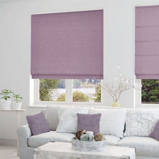 roman blinds structure crocus