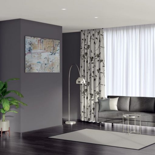 thermal curtains nz linfield charcoal