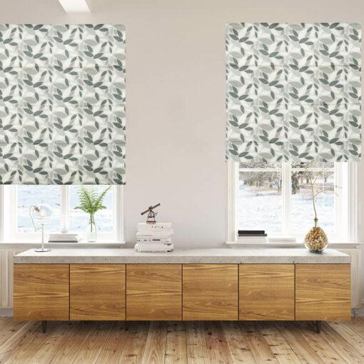 window treatments leafield pebble