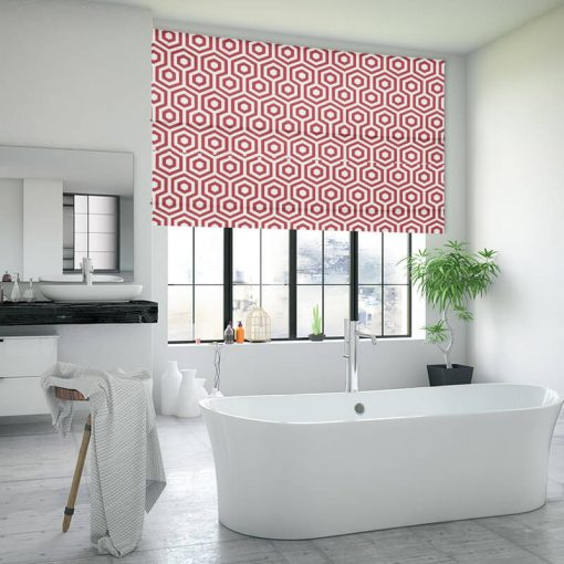 window treatments nz hexagon flame