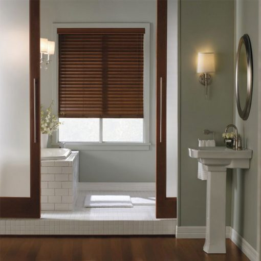 Bathroom True Wood UV Maple