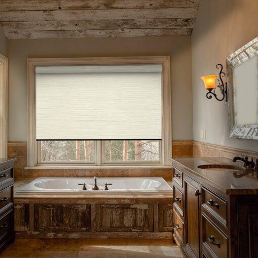 bathroom roller blinds avenue natural thermal