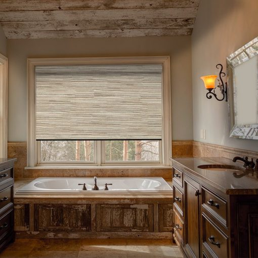 bathroom roller blinds avenue stone thermal