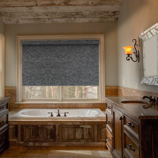 bathroom roller blinds kyle blazer