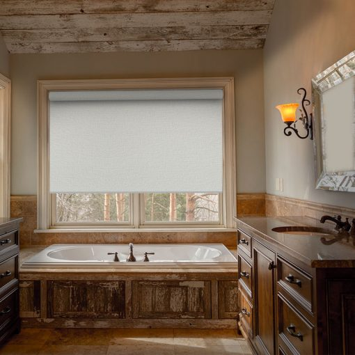 bathroom roller blinds kyle porcelain